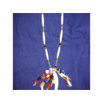 Fox Jaw Medicine Necklace